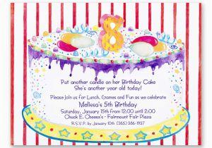 Birthday Invitation Wording For 6 Year Old Boy Best