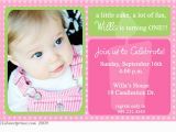 Birthday Invitation Wording for Kids 1st Birthday First Birthday Invitations Ideas Bagvania Free Printable