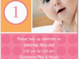 Birthday Invitation Wording for Kids 1st Birthday First Birthday Party Invitation Ideas New Party Ideas