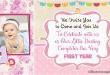 Birthday Invitation Wording for Kids 1st Birthday Unique Cute 1st Birthday Invitation Wording Ideas for Kids