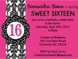 Birthday Invitations for 16 Year Old Boy Invitations for Sweet 16th Birthday Party Eysachsephoto Com