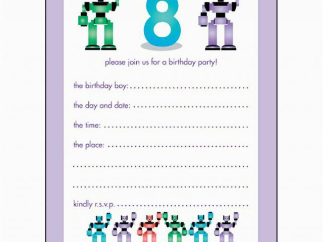 Download By SizeHandphone Tablet Desktop Original Size Back To Birthday Invitations For 8 Yr Old Girl