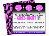 Birthday Invitations For 8 Yr Old Girl 13 Years Party Eysachsephoto Com