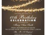 Birthday Invitations Free Download 60th Birthday Invitation Card Template Free Download