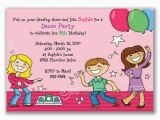 Birthday Invitations Messages for Kids Kids Birthday Party Invitation Wording Cimvitation