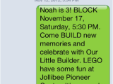 Birthday Invitations Via Text Message 9 Best Images Of event Invitation Text event Invitation