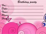 Birthday Invite Cards Free Printable Printable Birthday Cards Printable Invitation Cards