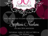 Birthday Invite Ecards the 50th Birthday Invitation Template Free Templates