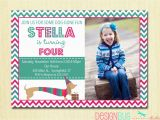 Birthday Invite for 2 Year Old 4 Year Old Birthday Invitations Best Party Ideas
