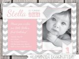 Birthday Invite for 2 Year Old One Year Old Birthday Party Invitation Wording
