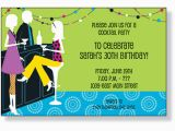 Birthday Invite Messages for Adults Adult Birthday Party Invitation Wording Cimvitation