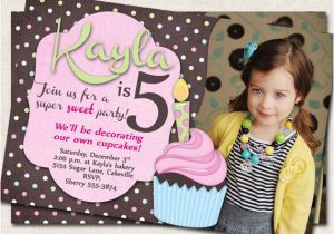 Birthday Invite Wording For 4 Year Old Creative 6 Invitation Following