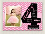 Birthday Invite Wording for 4 Year Old Girls 4th Birthday Invitations Printable Fourth Birthday