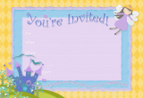 Birthday Invites Free Printable Free Birthday Party Invitations Bagvania Free Printable