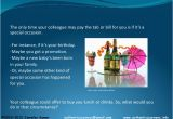 Birthday Lunch Invitation to Colleagues Cultural Tip Going Out to Lunch with American Coworkers