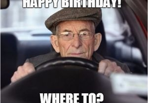 Birthday Meme for A Man Old Man Birthday Memes Wishesgreeting