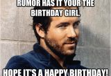 Birthday Meme for Girl 20 Happy Birthday Girl Memes Sayingimages Com