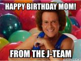 Birthday Meme for Moms Happy Birthday Mom