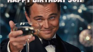 Birthday Meme for son Happy Birthday Wishes for son Quotes Images Memes