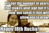 Birthday Memes 18 Happy 18th Birthday Rucha P