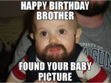 Birthday Memes for Brother 20 Best Brother Birthday Memes Sayingimages Com