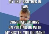 Birthday Memes for Brother From Sister Happy Birthday Brother In Law Quotes Funny Quotesgram