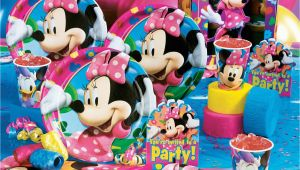 Birthday Party Decoration Materials Minnie Mouse Party Supplies Party Favors Ideas