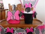 Birthday Party Decoration Packages Items Similar to Minnie Mouse Happy 1st Birthday Party