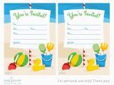 Birthday Party Invitation Templates Word Card Template Blank Invitation Templates Free for Word