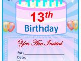 Birthday Party Invitation Templates Word Sample Birthday Invitation Template 40 Documents In Pdf