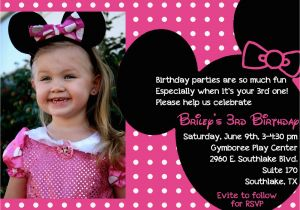 Birthday Party Invitation Wording For 3 Year Old Librarry