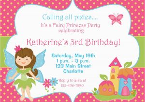 Birthday Party Invitation Wording For 3 Year Old 4 Invitations Best Ideas