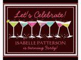 Birthday Party Invite Wording Adults Adult Birthday Invitation Adult Birthday Invitations