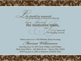 Birthday Party Invite Wording Adults Adult Photo Birthday Party Invitation T Any Colors