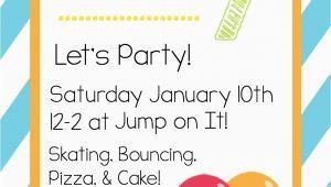 Birthday Party Templates Invitations Free Free Printable Birthday Invitation Templates
