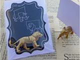Birthday Place Card Holders Gold Safari Place Holders 5 Party Place Card by
