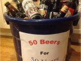 Birthday Present for 50 Years Old Man 50th Birthday Gift for Your Guy Great Gifts Pinterest