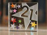 Birthday Present for Him Uk Happy 21st Birthday Gifts Idea Spaceform Glass Keepsake