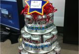 Birthday Present for Male Boss Birthday Can Cake I Made This for My Bosses Birthday He
