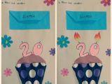 Birthday Presents for Boyfriend 20th 20th Birthday Card for My Boyfriend Perfect for Long