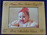 Birthday Presents for Daddy From Baby Gift for Dad Birthday Gift for Dad Baby Frame Custom