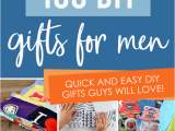 Birthday Presents for Him Diy Creative Diy Gift Ideas for Men From the Dating Divas