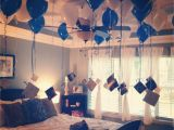 Birthday Surprise Ideas for Him toronto Boyfriend 39 S 35th Birthday 35 Balloons 35 Pictures with