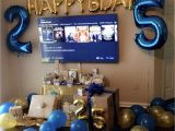 Birthday Surprise Ideas for Him toronto for My Boyfriends 25th Birthday 25 Gifts All Numbered