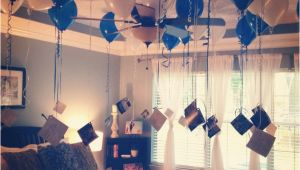 Birthday Surprise Ideas for Him Vancouver Boyfriend 39 S 35th Birthday 35 Balloons 35 Pictures with