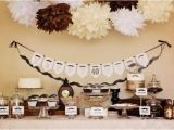 Birthday Table Decoration Ideas for Adults 17 Cool 40th Birthday Party Ideas for Men Shelterness