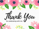 Birthday Thank You Cards Images Birthday Thank You Card Wording Examples