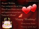 Birthday Wishes for Spouse Greeting Cards Birthday Glitters Birthday Greetings Ecards Images Gifs