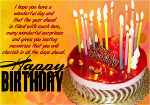 Birthdays Cards For Facebook Happy Birthday Greetings Wishes Love