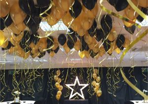Black And Gold 50th Birthday Decorations Wedding Anniversary Quotemykaam